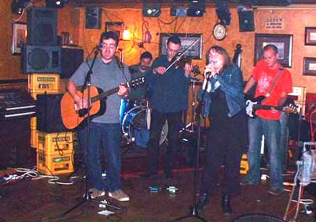 16/10/2003 at The Vine in Leeds with Being 747